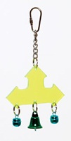 Living World Jungle Gems 3-Arrow Chain with Bells