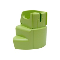 Habitrail OVO Support Station Assemble and Food Dish Lime Green