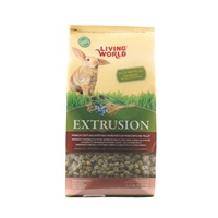 Living World Extrusion Diet for Rabbits - 1.4 kg (3.3 lb)