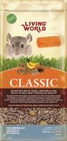 Living World Classic Chinchilla Food - 860 g (1.8 lb)
