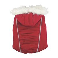Dogit Style 2012 Fall/Winter Collection for Large dogs – Puffer Vest - Red