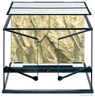 """Exo Terra X-Tall Terrarium - Medium - 60 x 45 x 90 cm (24"""" x 18"""" x 36"""")"""