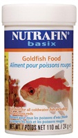 Nutrafin basix Goldfish Food - 24 g (0.8 oz)
