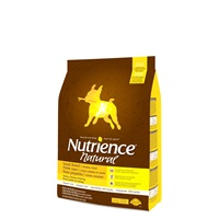 Nutrience Natural Healthy Adult - Small Breed - Turkey, Chicken & Herring - 5 kg