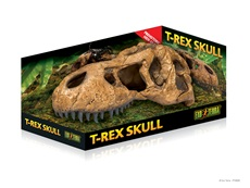 Exo Terra T-Rex Skull Fossil Hide Out