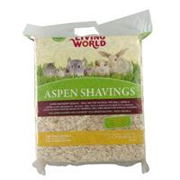 Living World Aspen Shavings - 41 L (2500 cu in)