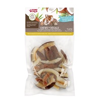 Living World Small Animal Chews - Dried Coconut Slices - 45 g (1.5 oz)