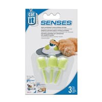 Catit Design Senses Replacement Gum Stimulators - 3-pack