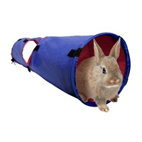 "Living World Small Animal Tunnel - Large - 20 cm x 90 cm L (7.9"" x 35.4"")"