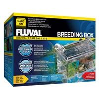 Fluval Hang-On Breeding Box - 16.5 x 12.5 x 12 cm (6.5 in L x 5 in W x 4.75 in H)