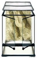 """Exo Terra Tall Terrarium - Small - 45 x 45 x 60 cm (18"""" x 18"""" x 24"""")"""