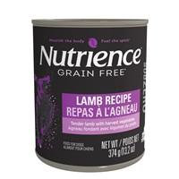 Nutrience Subzero Wet Food for Dogs - Lamb Recipe - 374 g