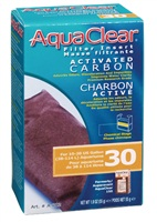 AquaClear  30 Activated Carbon Filter Insert - 55 g (1.9 oz)