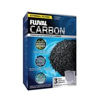 Fluval Carbon - 3 x 100 g (3.5 oz)