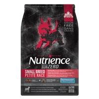 Nutrience Grain Free Subzero Prairie Red Formula for Small Breed - 2.27 kg (5 lbs)