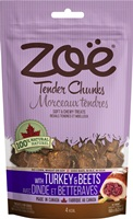 Zoe Tender Chunks - Turkey & Beets - 150 g (5.3 oz)
