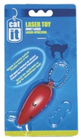 Catit Laser Cat Toy - Red Mouse