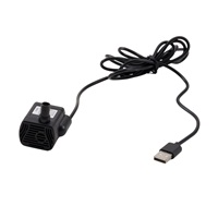 Replacement USB Pump with Electrical Cord ONLY for Cat Drinking Fountains (55600, 50761, 43742, 43735)