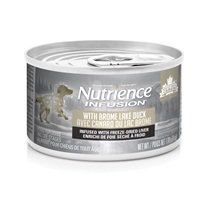 Nutrience Infusion Pâté with Brome Lake Duck - 170 g (6 oz)