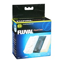 Fluval/Aquaclear 50 Filter Media Maintenance Kit