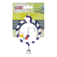 Living World Circus Toy - Abacus - Purple
