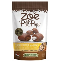 Zoe Pill Pops - Peanut Butter with Honey - 100 g (3.5 oz)