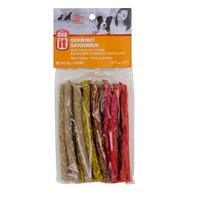 Dogit Gourmet Rawhide Soft Crunchy Sticks - 12.7 cm (5 in) – 20 pack