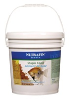 Nutrafin Basix Staple Fish Food for All Tropical Fish - 11.25 L (2.3 kg)
