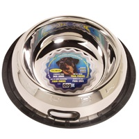 Dogit Stainless Steel Non Spill Dog Dish - Extra Large - 1.9 L (64 fl oz)