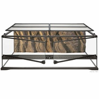 "Exo Terra Natural Terrarium - Advanced Reptile Habitat - Low - 36"" x 18"" x 12"""