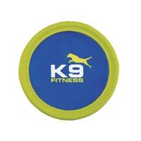 K9 Fitness by Zeus Tough Nylon Flexi Flyer - 26.7 cm dia. (10.5 in dia.)