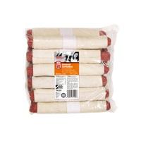 Dogit Deli-Munchy Sausage Rolls - 18 cm (7 in) - 90-100 g (3.2-3.5 oz) - 12 pack