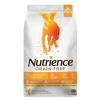 Nutrience Grain Free Turkey, Chicken & Herring - 10 kg (22 lbs)