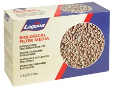 Laguna Biological Filter Media (Lava Rock) - 3 kg (6.6 lb)