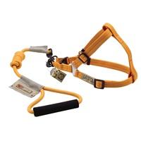 Arista Round Harness & Leash Set - Small - Orange