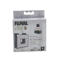 Fluval Chi Replacement Foam / Filter Pad Combo Pack
