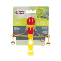 Living World Circus Toy - Balance - Red/Yellow