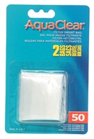 AquaClear Nylon Filter Media Bags for AquaClear 50 Power Filter - 2 pack