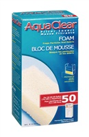 AquaClear 50 Foam Filter Insert