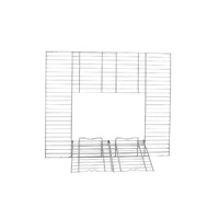 Front Wire Grill with doors for Vision models S01 & S02