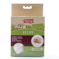 Living World Hamster Fluff - 28 g (1 oz)