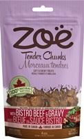 Zoe Tender Chunks - Bistro Beef & Gravy - 150 g (5.3 oz)