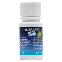 Nutrafin Aqua Plus - Tap Water Conditioner - 30 ml (1 fl oz)