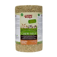 Living World Alfalfa Chew-nels - Large