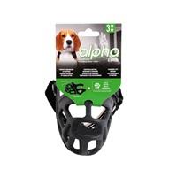 Alpha by Zeus Dog Muzzle - Size 3 - Medium