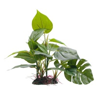 "Fluval Decorative Plants - Anubias - 20 cm (8"") with base"