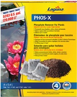 Phos-X Phosphate Remover, Concentrated Formula, Treats up to 20 000 L (5283 US gal.)