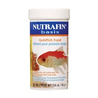 Nutrafin basix Goldfish Food - 48 g (1.7 oz)