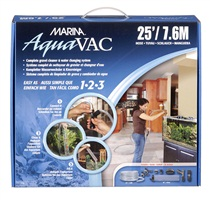 Marina AquaVac Water Changer with 7.6 m (25 ft) Hose