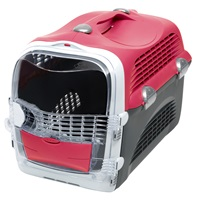 Catit Cabrio Carrier - Cherry Red